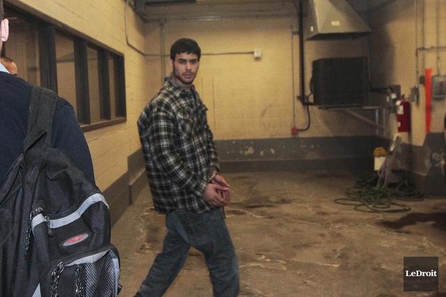 Mourad Louati est en détention préventive depuis 2013.... (Archives LeDroit)