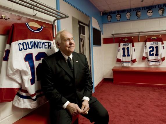 Plus de 40 ans ont passé, mais Yvan... (Archives La Presse Canadienne, Graham Hughes)