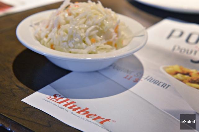 Le vice-président et directeur général des restaurants St-Hubert... (Pascal Ratthé, Le Soleil)