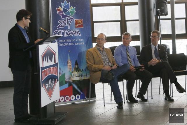 Ottawa accueillera les championnats nationaux de triathlon en... (Simon Séguin-Bertrand, LeDroit)