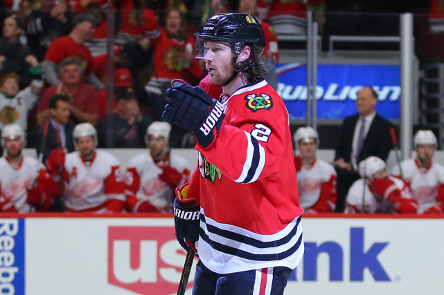 Duncan Keith... (Photo Dennis Wierzbicki, archives USA Today)