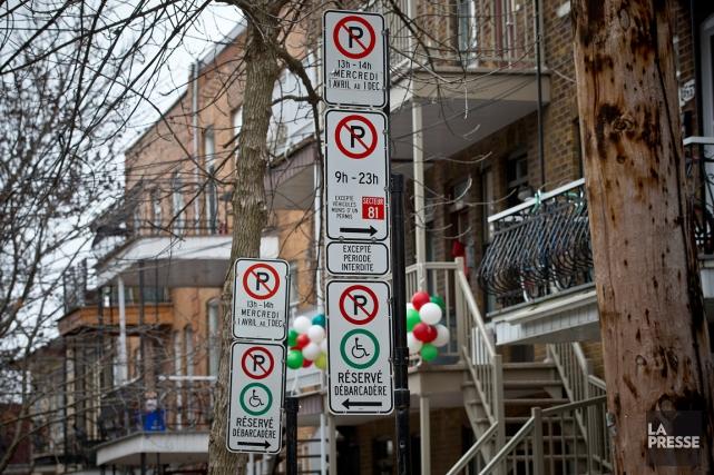 «Sensible» au nombre élevé de contraventions émises aux automobilistes en... (PHOTO PATRICK SANFAÇON, ARCHIVES LA PRESSE)