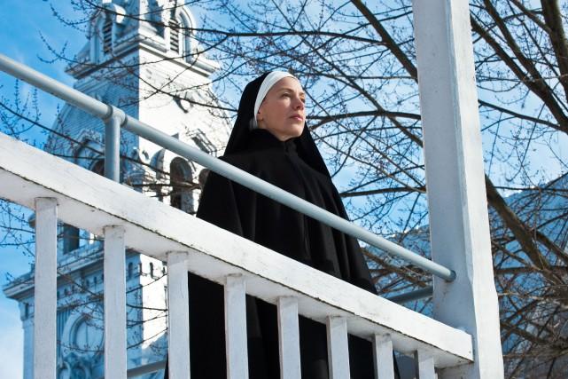 Céline Bonnier dans La passion d'Augustine, de Léa... (PHOTO FOURNIE PAR LES FILMS SÉVILLE)