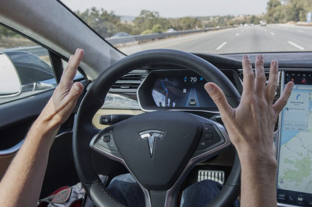 Les autorités routières américaines ont révélé que le... (Image : Tesla)