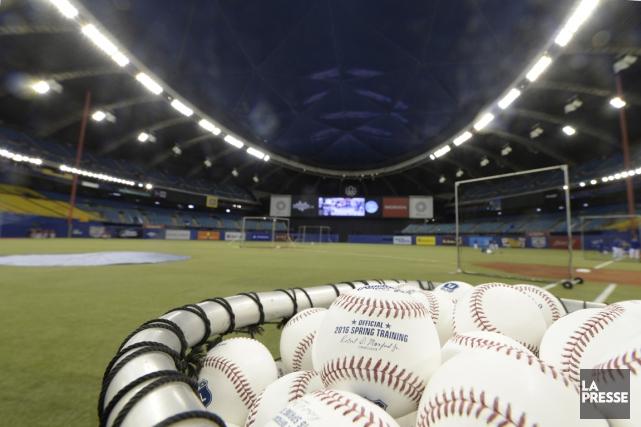 Le Baseball majeur a adopté plusieurs règlements mineurs en prévision de la... (Photo Bernard Brault, archives La Presse)