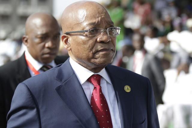 «Je respecte le jugement et m'y conformerai», a... (Sunday Alamba, Archives AP)