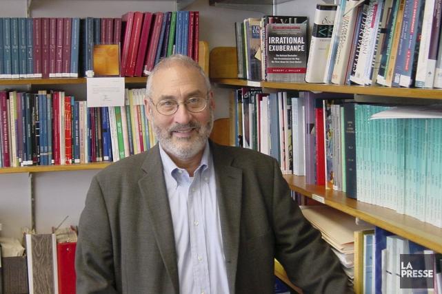 Selon Joseph Stiglitz,professeur à l'Université Columbia, le PTP... (Archives La Presse)