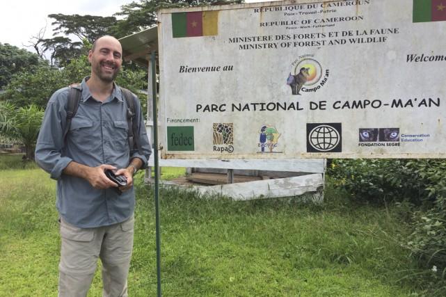 Le directeur conservation et recherche du Zoo de... (photo fournie Patrick Paré)