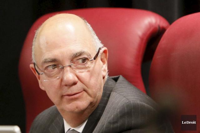 Le conseiller Denis Tassé a un oeil sur... (Simon Séguin-Bertrand, Archives LeDroit)