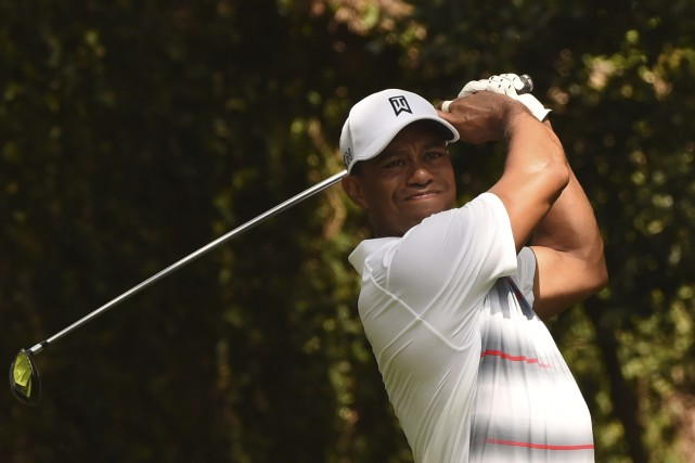 Tiger Woods... (Photo archives AFP)
