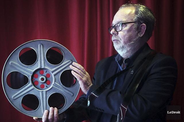Le comissaire du Bureau du cinéma et de... (Etienne Ranger, LeDroit)