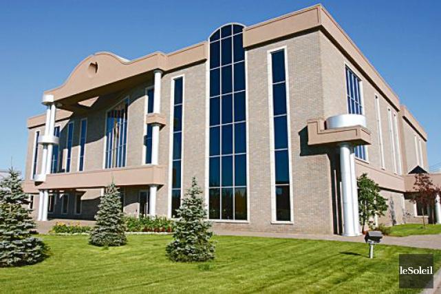 Le siège social de Premier Tech, à Rivière-du-Loup... (Photothèque Le Soleil)