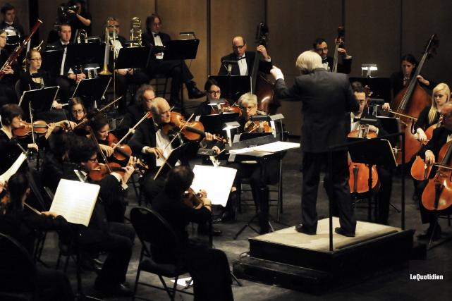 Les deux concerts présentés cette fin de semaine... (Archives Le Quotidien)