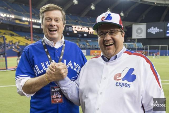 Le maire de Toronto,John Tory, a déclaré samedi... (Photo Paul Chiasson, La Presse Canadienne)