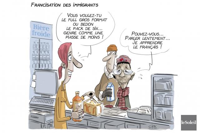 (Le Soleil, André-Philippe Côté/En reprise)