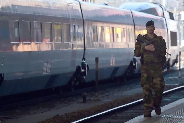 En août 2015, un carnage avait été évité... (PHOTO PATRICK HERTZOG, ARCHIVES AGENCE FRANCE-PRESSE)