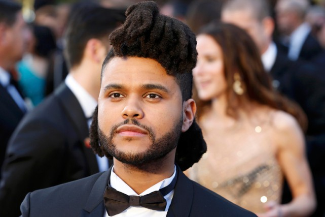 The Weeknd... (PHOTO LUCAS JACKSON, ARCHIVES REUTERS)