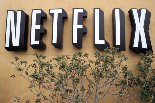 Les abonnés canadiens au service de visionnement en ligne Netflix sont les... (Photo La Presse Canadienne)