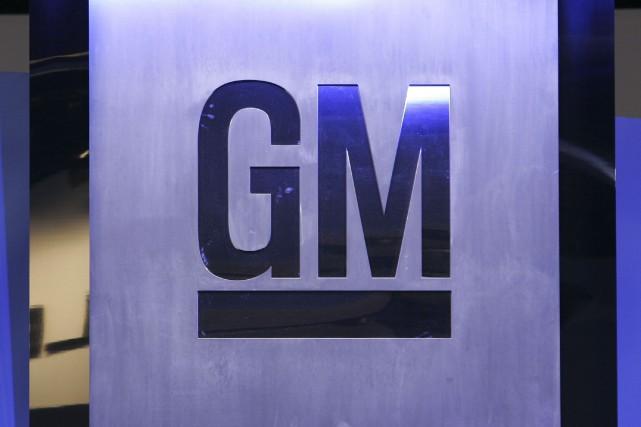 Le constructeur automobile américain General Motors (GM) a gagné, mercredi, un... (AFP, Stan Honda)