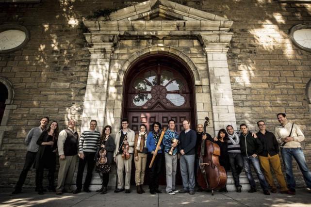Avec Las Ciudades de Oro, L'Harmonie des saisons... (Fournie)