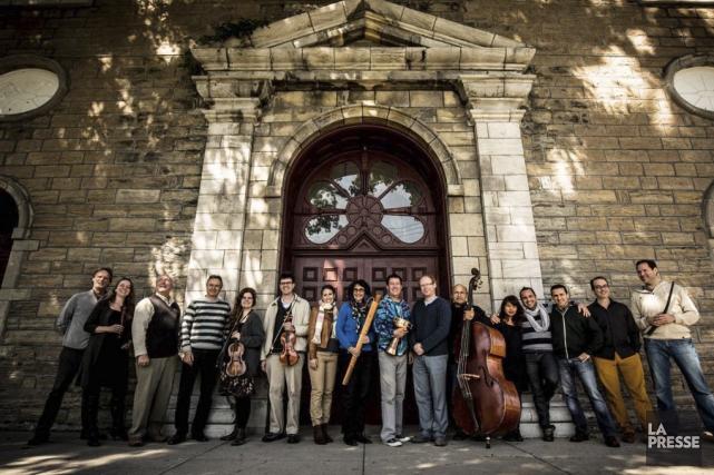 Avec Las Ciudades de Oro, L'Harmonie des saisons... (photo fournie)