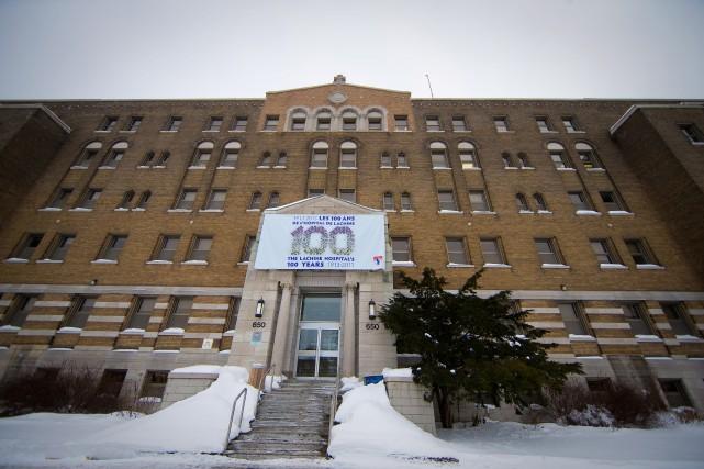L'Hôpital de Lachine est annexé au CUSM depuis... (Photo André Pichettte, archives La Presse)