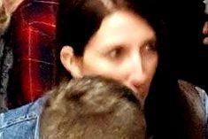 La femme recherchée... (Photo fournie par le SPS)