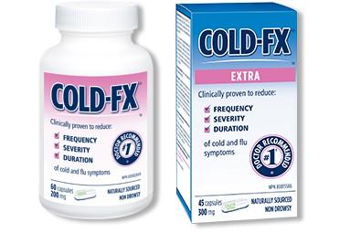 Le fabricant de Cold-FX se rend en cour, lundi, pour se défendre contre des... (Photo tirée du site Web du produit géré par Valeant Canada)