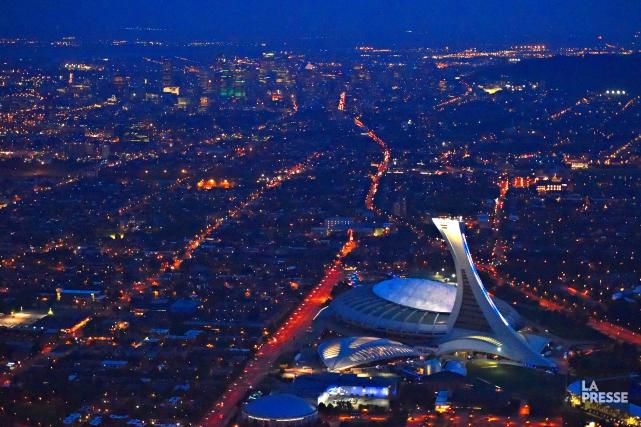 Le 17 mai 2017, Montréal aura 375 ans. Pendant un an, la métropole sera en... (PHOTO BERNARD BRAULT, LA PRESSE)