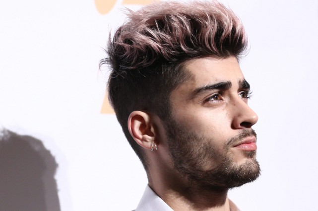 Zayn Malik... (PHOTO ARCHIVES AP)