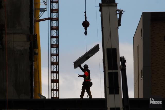 «Pourquoi le Québec a-t-il toujours une croissance médiocre,... (Photo Ivanoh Demers, archives La Presse)