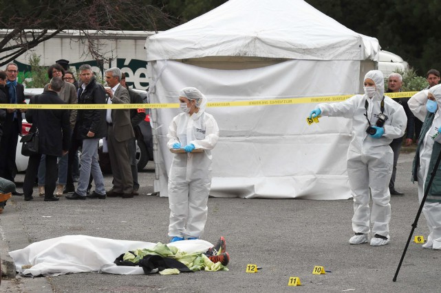 La victime avait été condamnée en 2001 à... (PHOTO ANNE-CHRISTINE POUJOULAT, AFP)