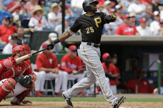 Les Pirates de Pittsburgh se sont assurés des services du prometteur Gregory... (PHOTO ARCHIVES AP)