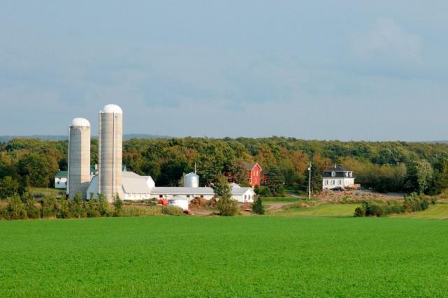 Le jour où les camions de lait seront propulsés par le méthane produit par les... (Photo d'archives)