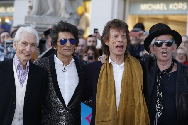 Le vénérable groupe britannique a publié son dernier... (Photo Reuters)