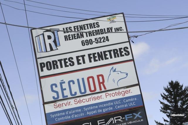 Crdc pr s de 40 m investis dans la r gion dominique for Fenetre rejean tremblay