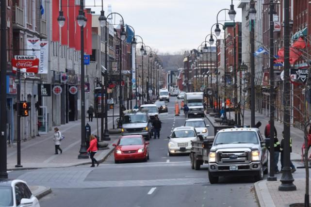 Dès cet été, la ville de Trois-Rivières se joindra au Global Greeter Network,... (François Gervais)