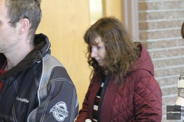 Le dossier de Nancy Landry a été reporté... (La Tribune, René-Charles Quirion)