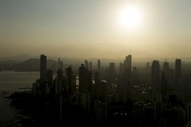Le gouvernement panaméen a assuré qu'il «coopérera vigoureusement»... (Arnulfo Franco, AP)