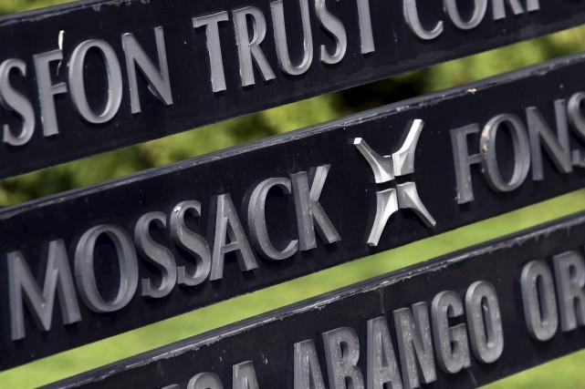 Pour le cabinet d'avocats Mossack Fonseca, la publication... (Rodrigo Arangua, AFP)