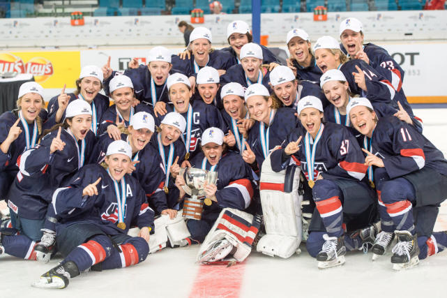 Les Américaines ont gagné les trois derniers championnats... (La Presse canadienne, Ryan Remiorz)