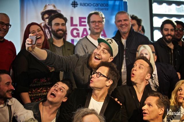 Les nominations du 18eGala Les Olivier ont été... (PHOTO ANDRÉ PICHETTE, LA PRESSE)