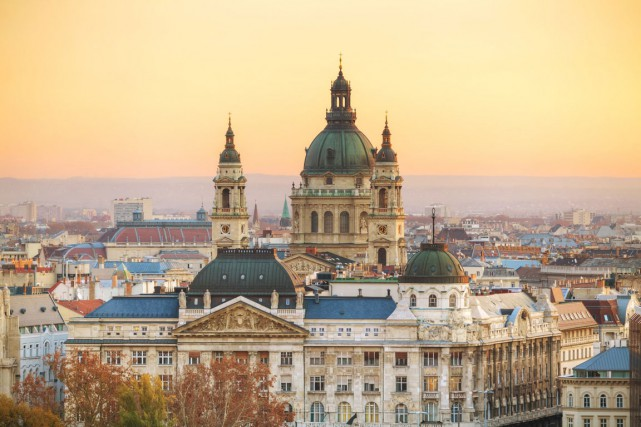 Budapest... (PHOTO THINKSTOCK)