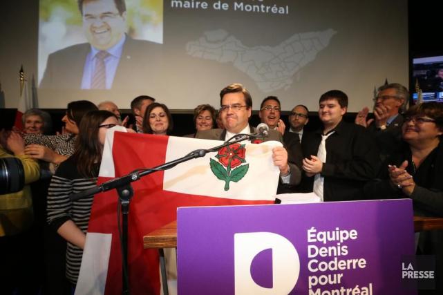 Sortie lourdement endettée des élections de novembre2013, Équipe... (PHOTO MARTIN CHAMBERLAND, ARCHIVES LA PRESSE)