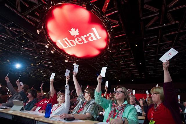 Une initiative libérale adoptée après les élections de... (PHOTO ARCHIVES PC)