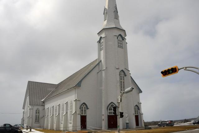 Au moment où les cloches des huit églises... (Collaboration spéciale, Johanne Fournier)