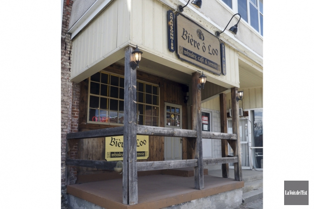 Le pub waterlois le Bière-Ô-Loo s'installera bientôt dans... (Alain Dion, La Voix de l'Est)