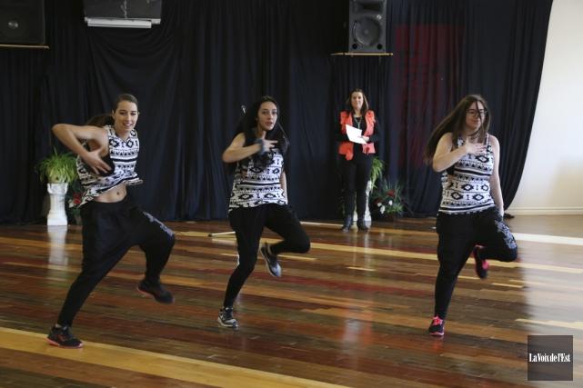 Pour une 11eédition, l'Estrie Danse revient à Granby... (Janick Marois, La Voix de l'Est)