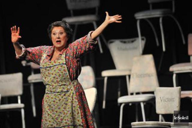 Rita Lafontaine... (Archives, Le Soleil)