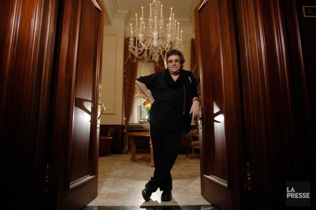 Le metteur en scène Franco Dragone est l'une... (PHOTOMARTIN CHAMBERLAND, ARCHIVES LA PRESSE)